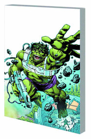 Incredible Hulk Regression TPB -- MAY120777