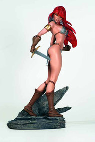 Red Sonja Campbell Statue Artist Proof AP Edition -- MAY121091