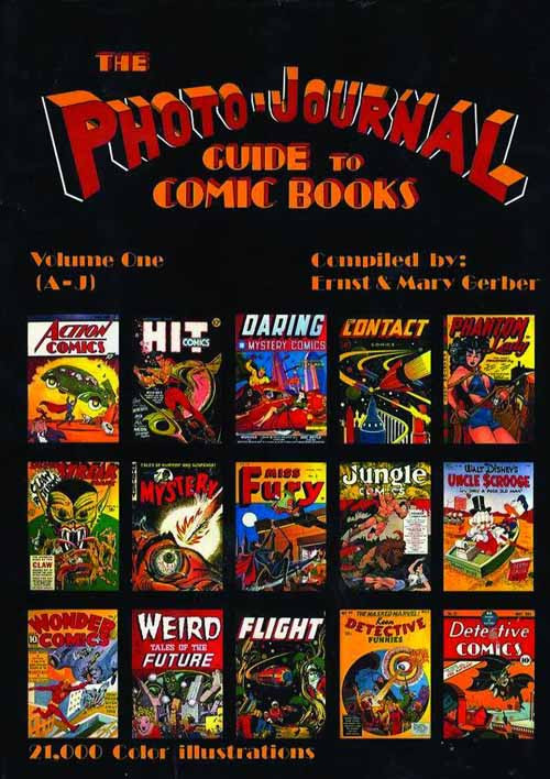 Photo-Journal Guide To Comics Vol I A-K -- MAY121164