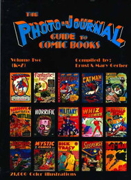 Photo-Journal Guide To Comics Vol II K-Z -- MAY121165