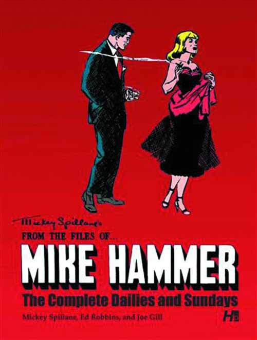 Mickey Spillane From Files Of Mike Hammer Vol 01 -- MAY121178