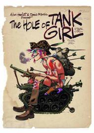 Hole Of Tank Girl Slipcase Edition HC Collection Edition -- MAY121286