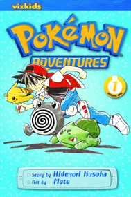 Pokemon Adventures Gn Box Set Vol 01 -- MAY121348