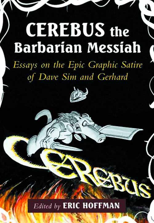 Cerebus The Barbarian Messiah SC -- MAY121423