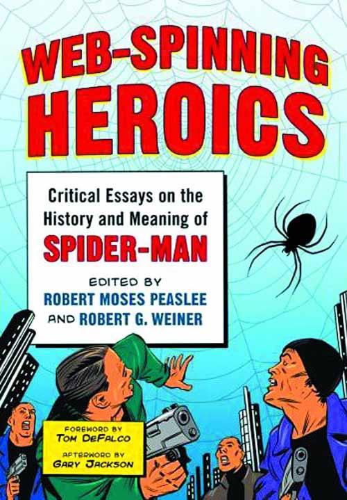 Web Spinning Heroics SC -- MAY121437