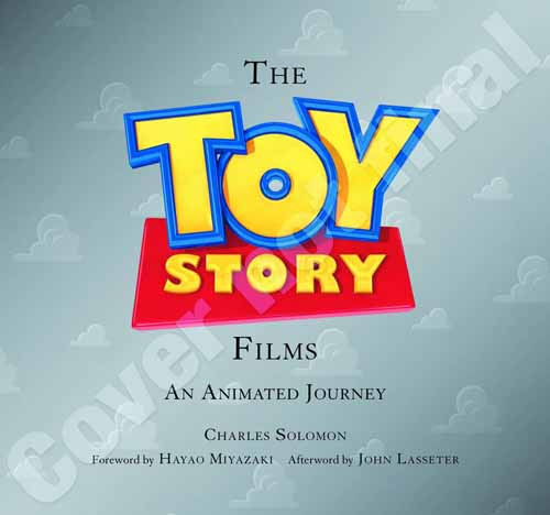 Toy Story Films Animated Journey HC -- MAY121445