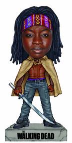 Walking Dead Michonne Wacky Wobbler -- Robert Kirkman -- DEC132296