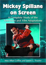 Mickey Spillane On Screen SC -- MAY121481