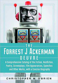 Forrest J Ackerman Oeuvre SC -- MAY121487