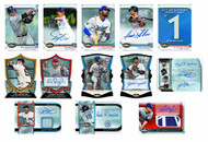 Topps 2012 Finest Baseball Trading Card Outer Box -- MAY121500