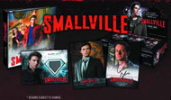 Smallville Season 7-10 Trading Card Box -- MAY121507