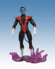 Marvel Select Nightcrawler Action Figure Case -- MAY121673