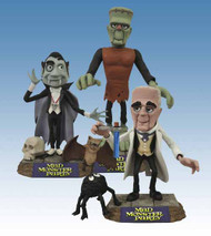 Mad Monster Party Action Figure Assortment -- MAY121676