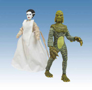 Universal Monsters Series 3 Retro Cloth Action Figure Asst -- MAY121679