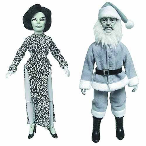 Twilight Zone 8-in Series 8 Action Figure Assortment -- MAY121711