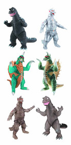 Godzilla 6-in Collectible Action Figure Assortment 201201 -- MAY121733