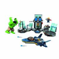 Lego Marvel Hulk Helicarrier Breakout Set -- MAY121762