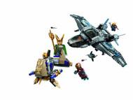 Lego Marvel Quinjet Aerial Battle Set -- MAY121764