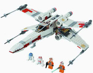 Lego Star Wars X-Wing Fighter Set -- MAY121774