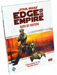 Star Wars RPG Edge Of The Empire Suns Of Fortune Bk -- DEC132319