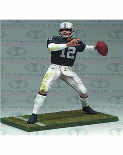 TMP Sports NFL Series 29 Ken Stabler Action Figure Case -- MAY121788