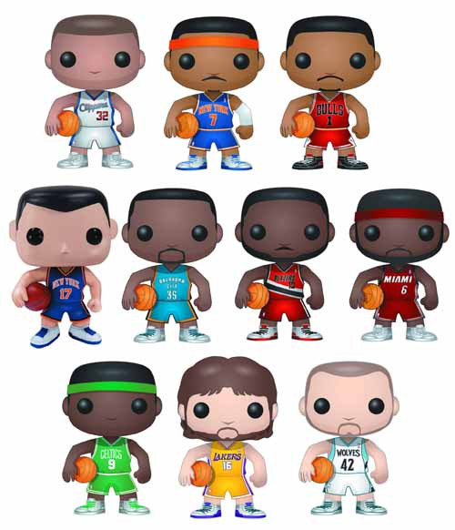 Pop NBA Kevin Love Vinyl Figure 6-Piece Solid Case -- MAY121833