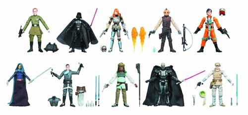 Star Wars Vintage Action Figure Assortment 201206 -- MAY121837