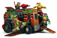 Teenage Mutant Ninja Turtles TMNT Sewer Subway Car Case -- MAY121845