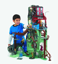 Teenage Mutant Ninja Turtles Super Sewer Lair Playset Case -- MAY121846