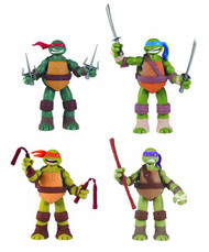 TMNT Deluxe Powersound FX Action Figure Assortment 201201 -- MAY121847