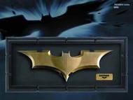 Batman Begins Batarang Prop Replica -- DC Comics -- MAY121860