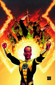 Absolute Green Lantern Sinestro Corps War HC -- FEB120252