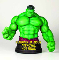 Hulk Mini-Bust -- Avengers Iron Man Gentle Giant -- MAY121886