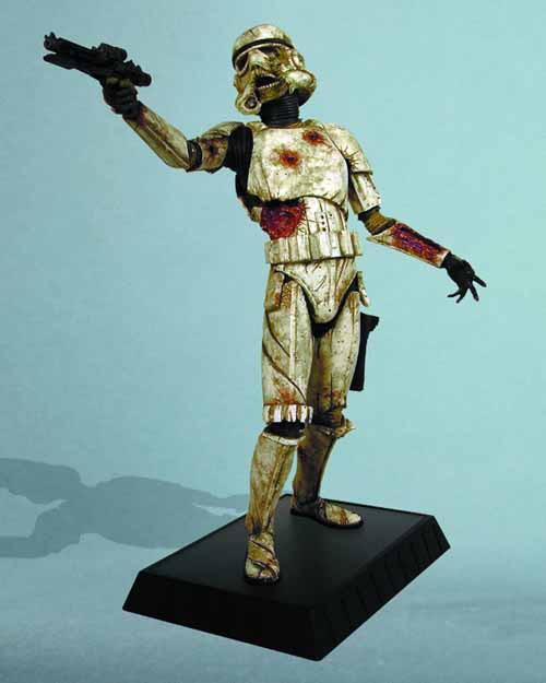 Star Wars Death Trooper Statue -- Gentle Giant -- MAY121900