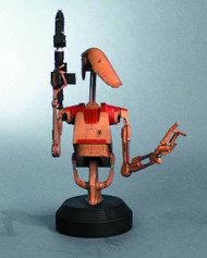 Star Wars Security Battle Droid Mini-Bust -- Gentle Giant -- MAY121901
