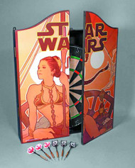 Star Wars Dart Board - Adam Hughes Gentle Giant -- FEB121619