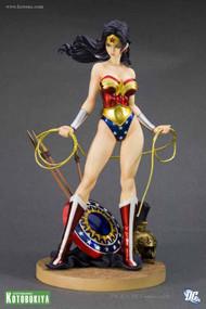 DC Wonder Woman Bishoujo Statue -- MAY121907