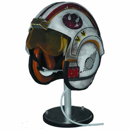 Star Wars Ep IV Luke X-Wing Pilot Helmet LE Limited Replica -- FEB121620