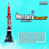 Nasa Mercury Liberty Bell 7 1/72 Scale Model -- MAY121954