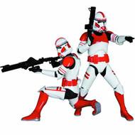 Star Wars Shock Troopers Artfx+ Statue 2-Pack -- MAY121964