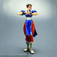 Street Fighter Iv Play Arts Kai Chun-Li Action Figure -- MAY121973