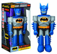 Batman Robot Vinyl Invader Figure -- DC Comics -- MAY122036