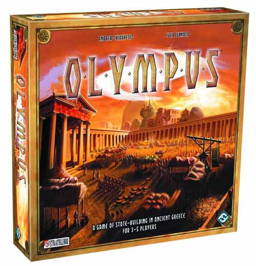Olympus Board Game -- MAY122138