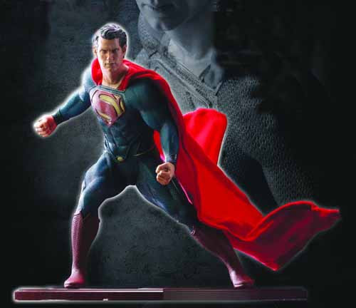 Superman Man Of Steel ARTFX Statue -- Kotobukiya -- MAY131928