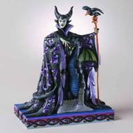 Disney Traditions Maleficent & Dragon Figure -- FEB121779