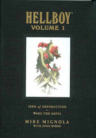 Hellboy Library HC Vol 01 Seed Destruction Devil -- NOV110092