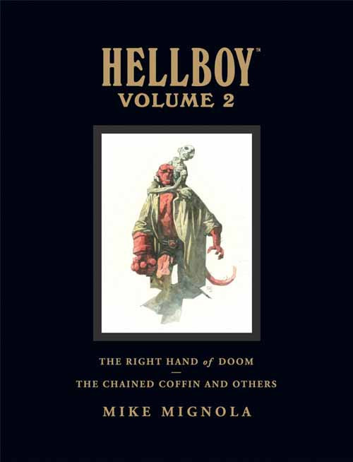 Hellboy Library HC Vol 02 Chained Coffin -- NOV110093