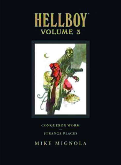 Hellboy Library HC Vol 03 Conqueror Worm -- NOV110094