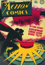 Superman Action Comics Archives HC Vol 06 -- NOV110202