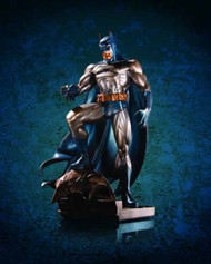 Batman Patina Mini Statue -- Jim Lee DC Comics DCU -- NOV110249